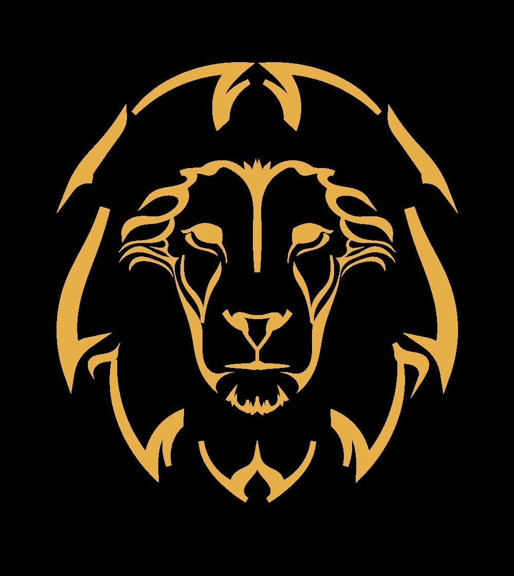 yellow lion logo - photo #34